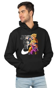 Bluza DRAGON BALL JUST DO IT