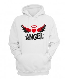 BLUZA z kapturem  ANGEL